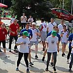Спортивно-интеллектуальный квест -16.08.2018 г.